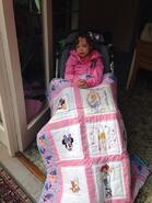 Grace H's quilt