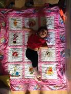 Izzy H's quilt