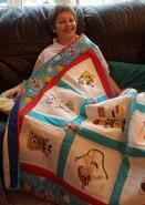 Elliott C's quilt