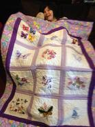 Aleta J's quilt