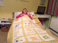 Molly G's quilt