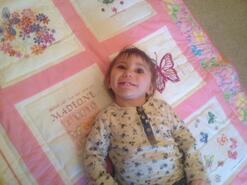 Madeline B's quilt