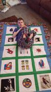 Jack C's quilt