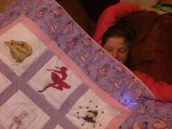Meghan H's quilt