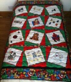 Photo of Bailey Ks quilt