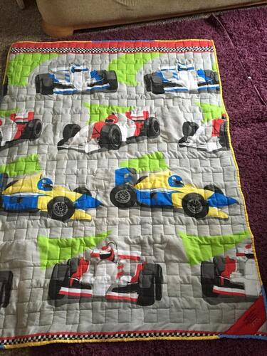 Photo of Caiden Gs quilt
