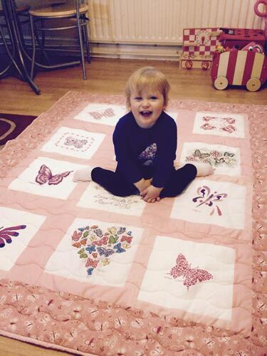 Photo of Elahna Ws quilt