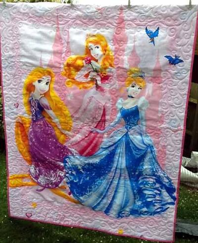 Photo of Donna Es quilt