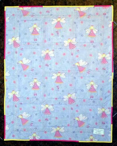 Photo of Clarice Ps quilt