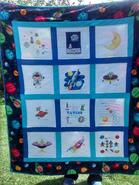 Taylor W's quilt