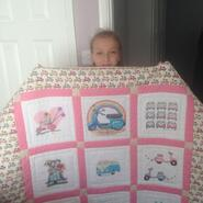 Charlotte A's quilt