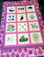 Leila S's quilt