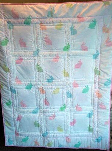 Photo of Shannon Bs quilt