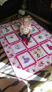 Annabelle F's quilt
