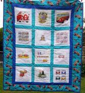 Charlie R's quilt