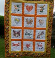 Caitlin R's quilt