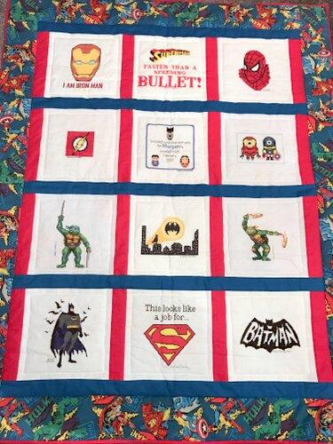 Photo of Morgan Ks quilt