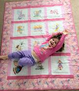 Talia May C's quilt