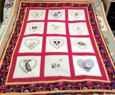 Photo of Faye Bs quilt