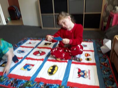 Photo of Maisie Ss quilt