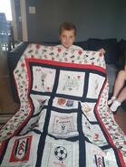 Charlie W's quilt