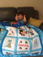 Aaron A's quilt