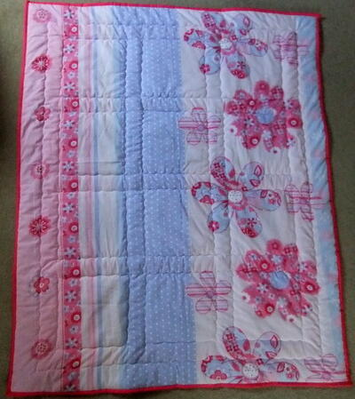 Photo of Jennifer Ms quilt