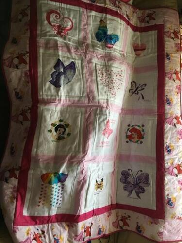 Photo of Lacey-Kellys quilt