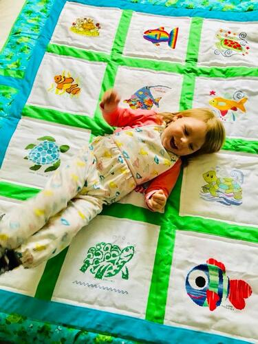Photo of Aurelia Ss quilt