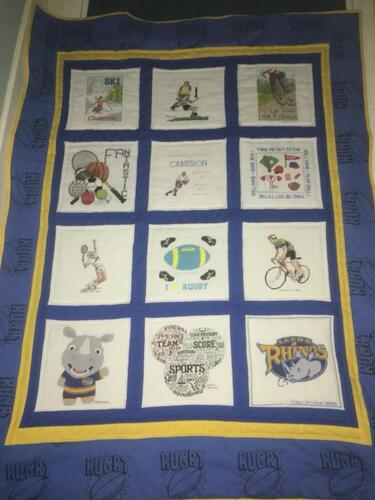 Photo of Cameron Ws quilt