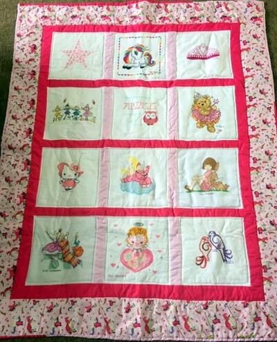 Photo of Aimee Ws quilt