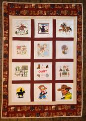 Chasey O's quilt