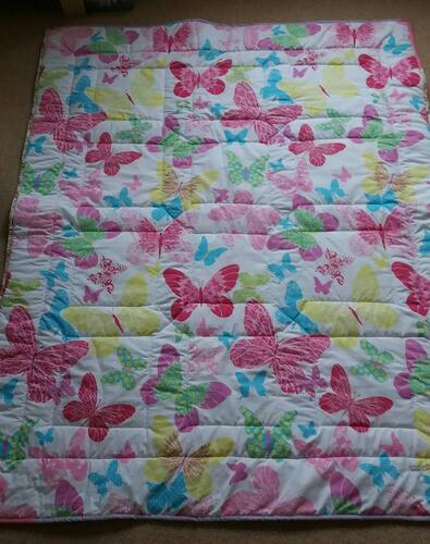 Photo of Alisha Ss quilt