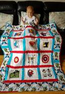 Toby N's quilt