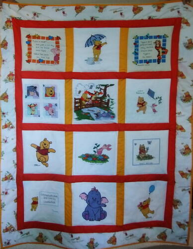 Photo of Theo Ss quilt
