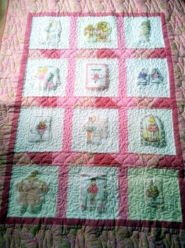 Photo of Jessica Ss quilt
