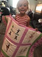 Molly-Rose's quilt