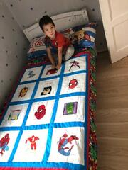 Amine B's quilt