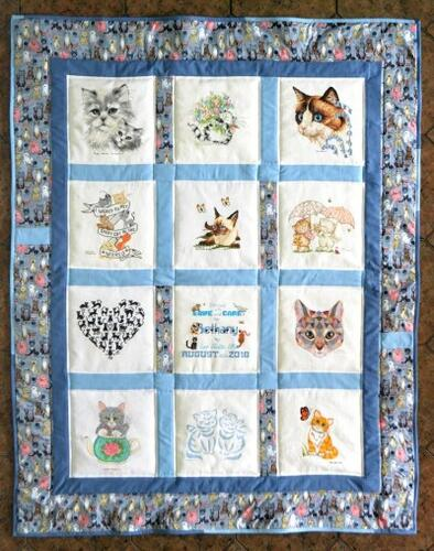 Photo of Bethany Ws quilt