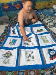 Charlie S's quilt