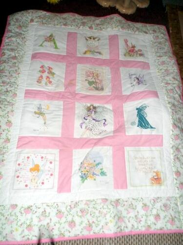 Photo of Amelia Roses quilt