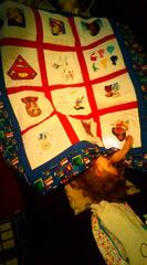 Darcy H's quilt