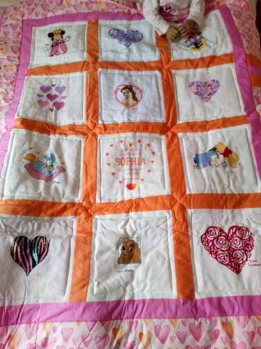 Photo of Sophia Ms quilt