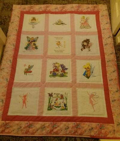 Photo of Nina Cs quilt