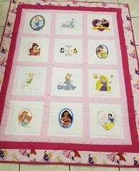 Lily B's quilt