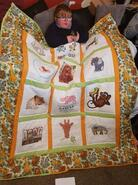 Caelyn T's quilt