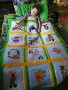 Evalyn C's quilt