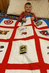 Joey W's quilt