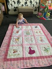 Lydia A's quilt