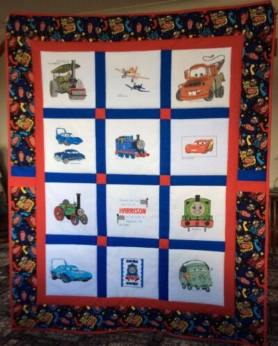 Photo of Harrison Hs quilt